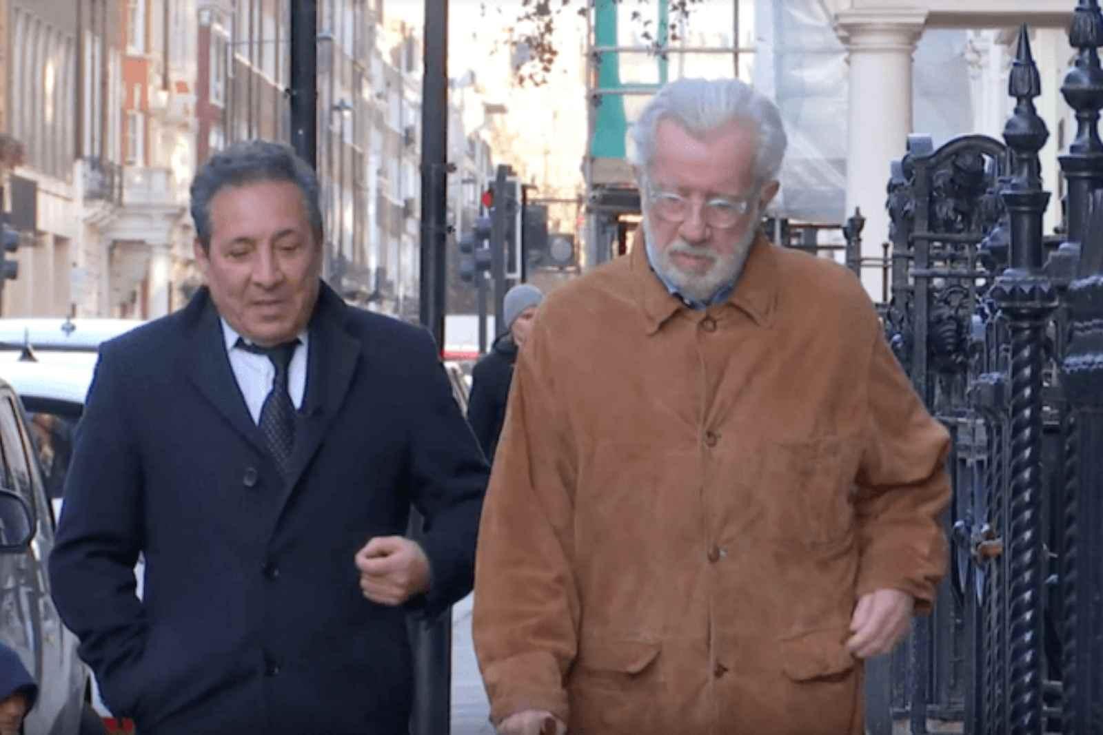 Michel Rabhi - ITV News